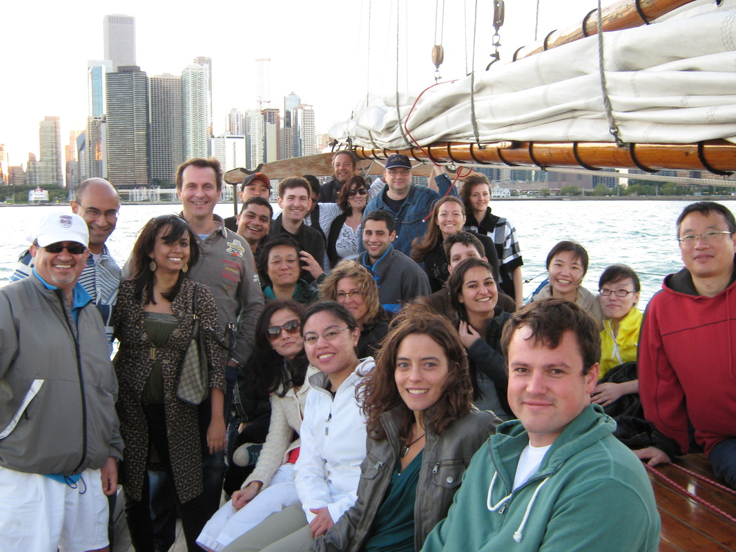 Sailing Party 2012 - A Neuro-Oncology Laboratory at